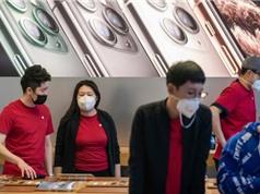 Apple đóng cửa tạm thời tất cả cửa hàng tại Trung Quốc