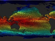 Nóng lên toàn cầu làm tăng tốc các dòng hải lưu khổng lồ của Trái đất