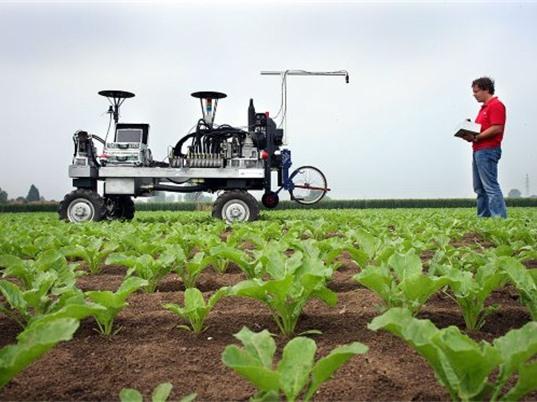 Thị trường robot nông nghiệp sẽ tăng trưởng mạnh