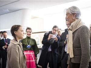 Thông điệp của những người trẻ thay đổi thế giới tại Davos 2020
