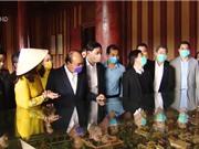 Thủ tướng thị sát phòng chống dịch nCoV tại Thừa Thiên-Huế