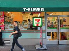 7-Eleven thử nghiệm cửa hàng không thu ngân