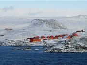 Nam Cực ghi nhận nhiệt độ nóng nhất trong lịch sử