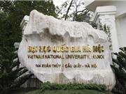Việt Nam lần đầu vào bảng xếp hạng đại học ở các nền kinh tế mới nổi của THE