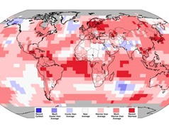 Trái đất vừa trải qua tháng 1 nóng nhất trong lịch sử
