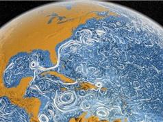 Các dòng hải lưu trên Trái Đất đang di chuyển nhanh hơn