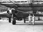 Horten: Chiếc máy bay không bao giờ cất cánh của Đức Quốc Xã