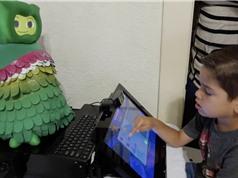 Robot dạy trẻ tự kỷ kỹ năng xã hội