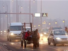 Ô nhiễm không khí ở Skopje: Khi tiếng nói người dân được tôn trọng