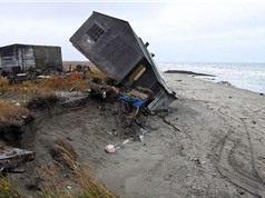 Thế giới có thể mất một nửa số bãi biển trước năm 2100