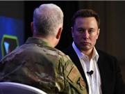 Elon Musk tin thời của máy bay chiến đấu thông thường đã qua