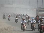 Ô nhiễm không khí ngoài trời làm giảm tuổi thọ con người hơn cả thuốc lá