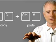 "Larry Tesler: Cha đẻ ""Cut, Copy, Paste"""