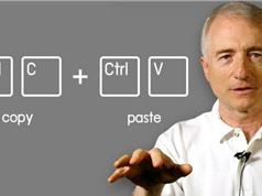 """Larry Tesler: Cha đẻ """"Cut, Copy, Paste"""""""