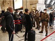 Cả nước Ý bị phong tỏa do virus corona