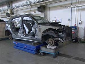 Nghiên cứu đầu tiên về không khí phát thải từ tái chế xe cũ ở Việt Nam