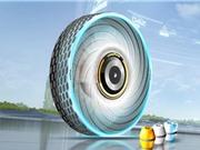Công ty Goodyear phát triển loại lốp xe vĩnh cửu