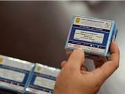 Nhiều nước muốn mua test kit phát hiện SARS-CoV-2 của Việt Nam