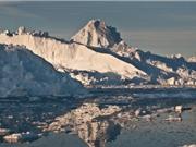 Băng ở Greenland tan, mực nước biển toàn cầu tăng 2,2mm