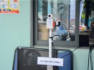 ĐH Đà Nẵng chế tạo thiết bị đo thân nhiệt từ xa