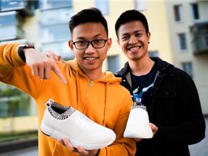 Hai nhà khởi nghiệp vào danh sách Forbes30 Under 30 châu Âu