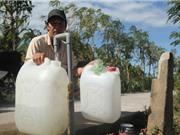 Giải pháp lọc nước mặn thành nước ngọt giá rẻ cho ngư dân