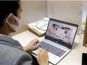 Công nhận kết quả học tập trực tuyến