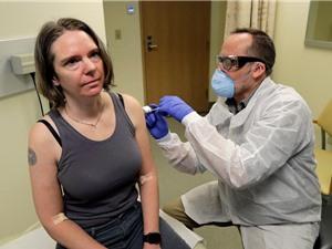 Mỹ thử nghiệm vaccine Covid-19 đầu tiên trên cơ thể người