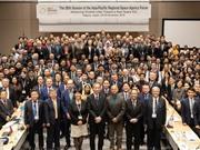 Hội nghị APRSAF-27 sẽ diễn ra tại Hà Nội vào cuối tháng 10