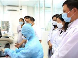 Hà Tĩnh đưa vào hoạt động phòng xét nghiệm chẩn đoán COVID-19