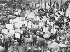 3 triệu người Mỹ thất nghiệp do Covid-19, nguy cơ khủng hoảng nghiêm trọng