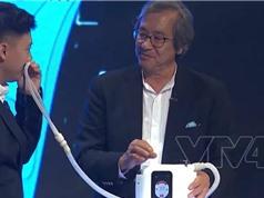 Hai giáo sư Việt kiều chuyển giao công nghệ máy trợ thở giúp chống dịch COVID-19