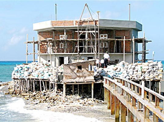 Xi măng chịu mặn cho các công trình ven biển