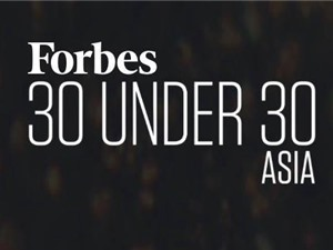 6 gương mặt Việt Nam trong danh sách Forbes 30 Under 30 châu Á