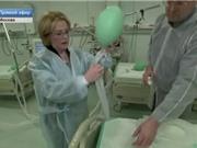 Nga: Một máy thở có thể điều trị cùng lúc cho bốn bệnh nhân