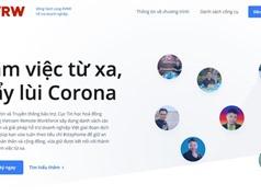 Vietnam Remote Workforce: Nhóm hỗ trợ startup làm việc tại nhà