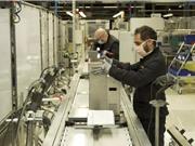 Công ty xe hơi có thể sản xuất máy thở?