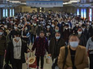 Vũ Hán mở cửa nhưng không lơ là các biện pháp phòng chống dịch