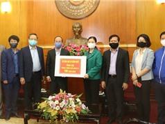 Bộ KH&CN chung tay phòng, chống dịch bệnh Covid-19