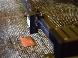 Tăng cường hiệu quả diệt khuẩn của đồng nhờ xử lý bề mặt bằng laser