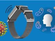 Vòng đeo tay thông minh giúp hạn chế lây nhiễm Covid-19