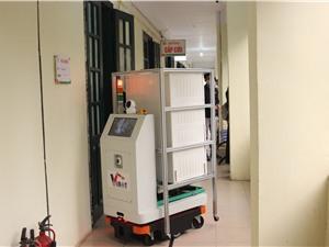 Chế tạo robot hỗ trợ y tế: Một nỗ lực kịp thời
