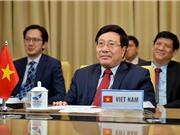 Ứng phó COVID-19: Phó Thủ tướng nêu 4 đề xuất với cộng đồng quốc tế
