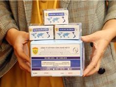 Bộ Y tế Anh cấp chứng nhận đạt chuẩn châu Âu cho bộ kit SARS-CoV-2 của Việt Nam