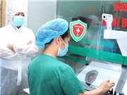 Giải pháp sàng lọc không tiếp xúc người nghi nhiễm COVID-19 trong bệnh viện