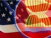 Mỹ tuyên bố sáng kiến hợp tác y tế với ASEAN