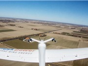 Khai thác năng lượng gió bằng drone