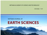 Tạp chí Vietnam Journal of Earth Sciences lọt vào Web of Science
