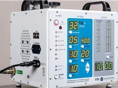NASA chế tạo máy thở dành riêng cho bệnh nhân Covid-19