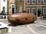 Những chiếc tàu ngầm đầu tiên